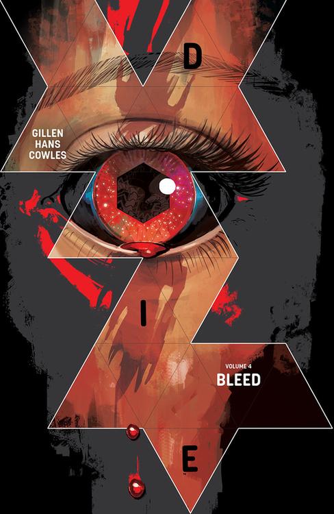 Die TPB Volume 04 Bleed (Mature)