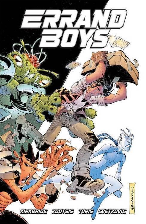Image comics errand boys 20180801
