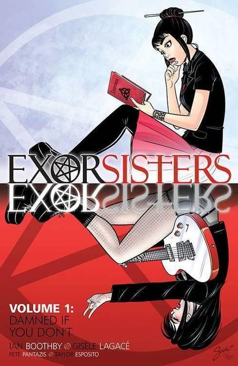 Image comics exorsisters tpb vol 01 20190129