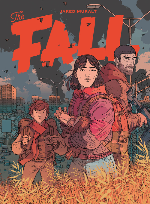Fall TPB Vol 01 (Mature)