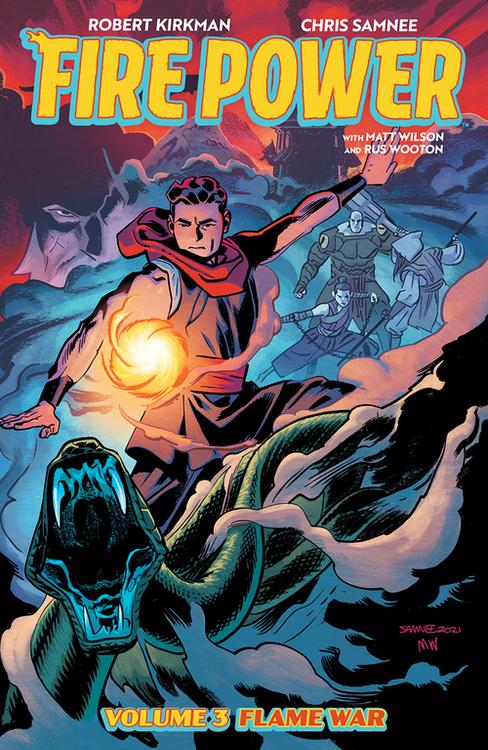 Image comics fire power by kirkman samnee tpb vol 03 20210502