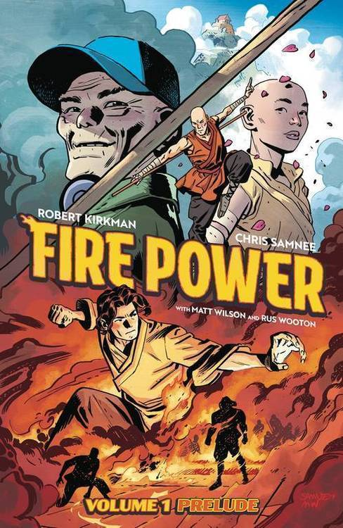 Fire Power By Kirkman & Samnee TPB Volume 01 Prelude