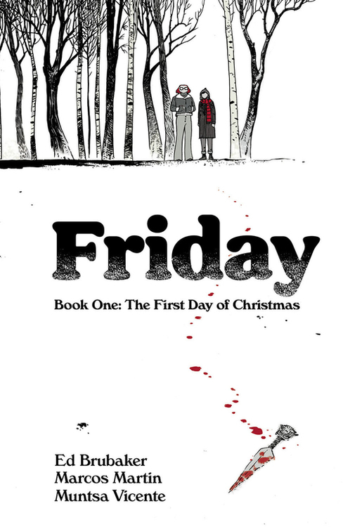 Image comics friday tpb book 01 first day of christmas mature 20210728