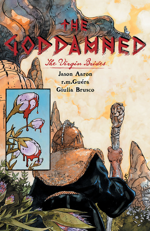 Image comics goddamned tpb vol 02 virgin brides mature 20201028