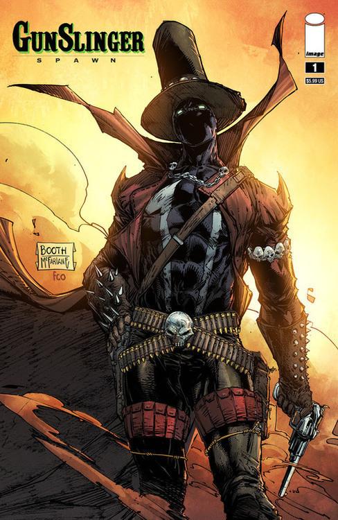 Image comics gunslinger spawn 20210728