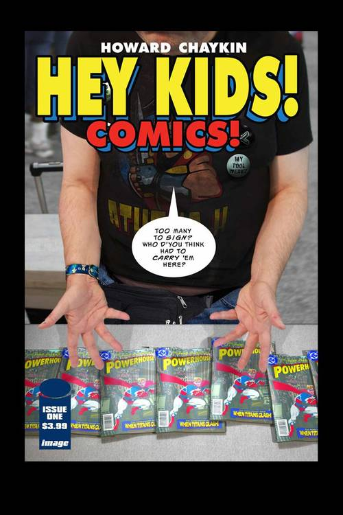 Hey Kids Comics (Mature)