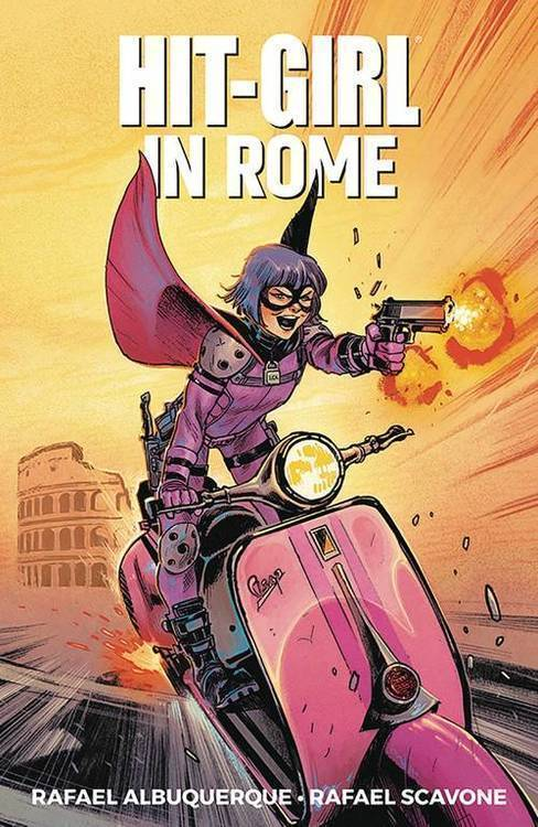 Hit-Girl TPB Vol 03 Rome (Mature)