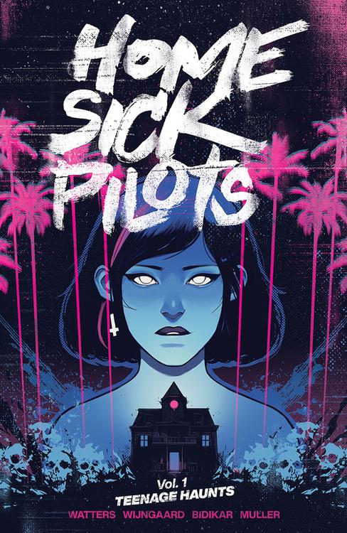Home Sick Pilots TPB Volume 01 (Mature)