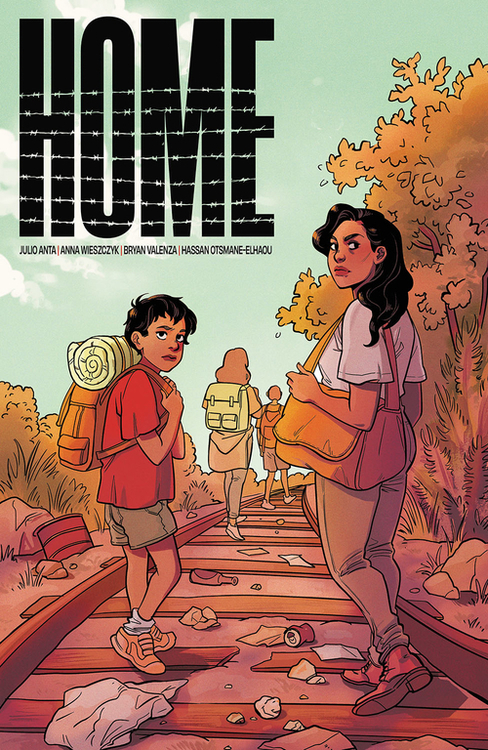 Image comics home tpb 20210829