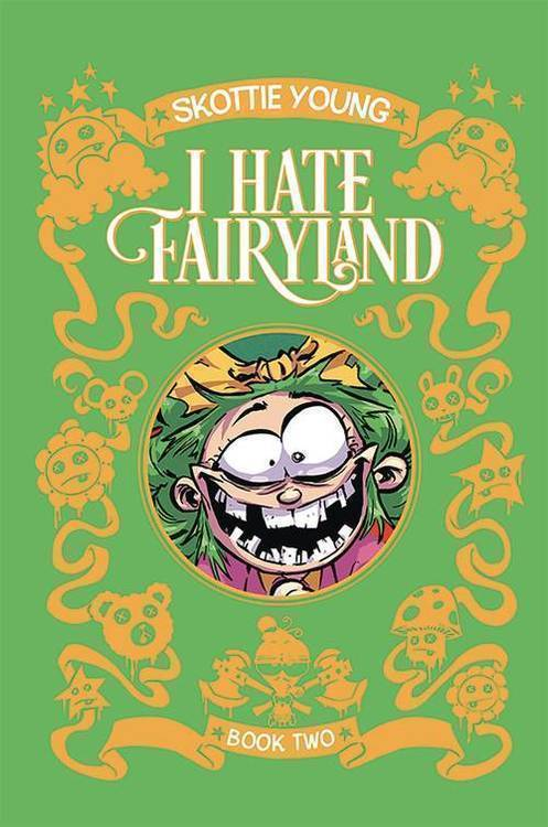 I Hate Fairyland Deluxe Hardcover Volume 02 (Mature)