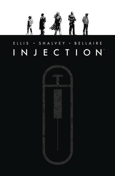 Image comics injection deluxe edition hardcover vol 01 mature 20180830