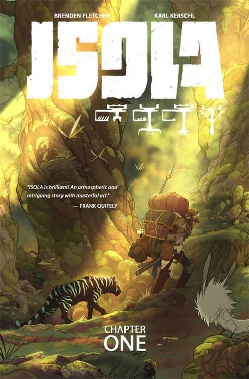 Image comics isola tpb vol 01 20180701