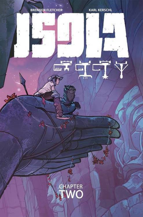 Image comics isola tpb volume 2 20190926