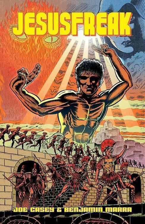 Image comics jesusfreak hardcover 20181025