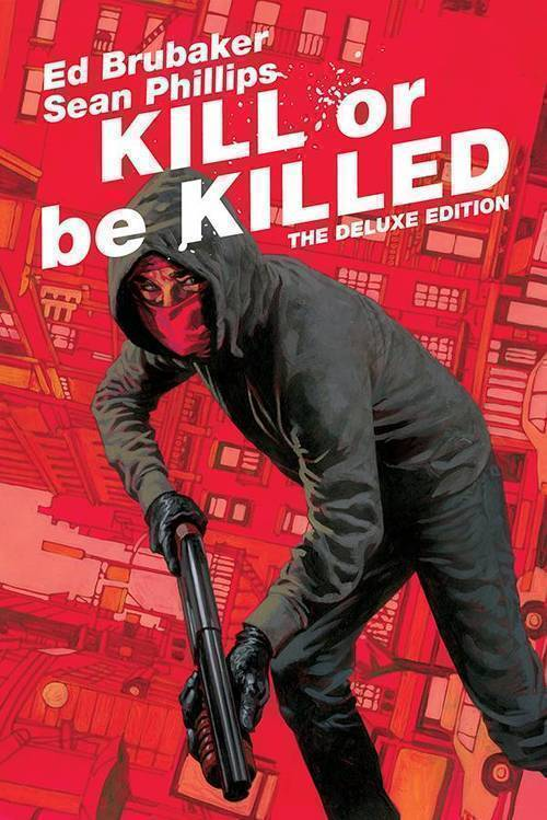 Image comics kill or be killed deluxe edition hardcover 20190730