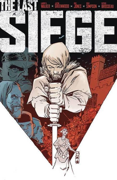 Last Siege TPB