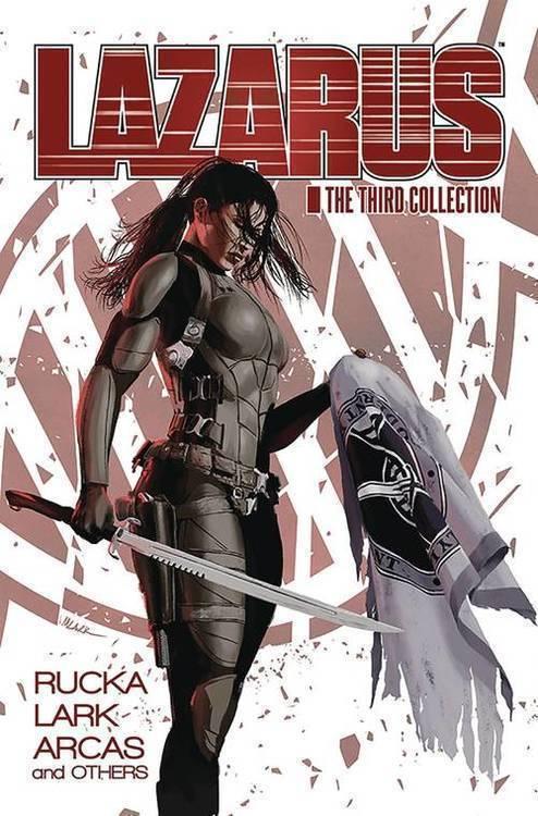 Lazarus Hardcover Volume 3 (Mature)