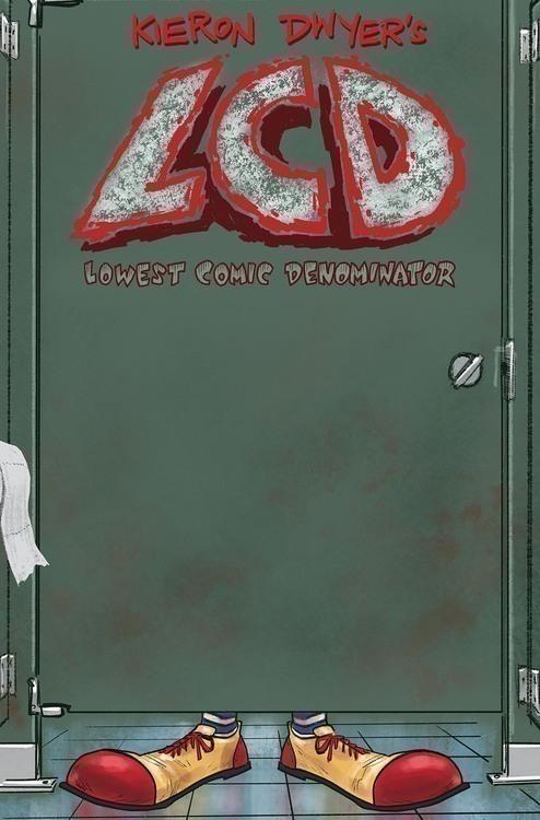 Lcd Lowest Comic Denominator TPB Volume 01 (Mature)