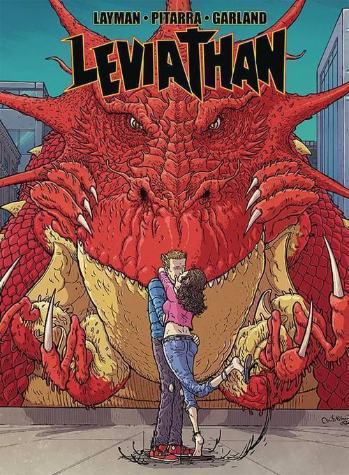 Leviathan TPB Vol 01 (Mature)