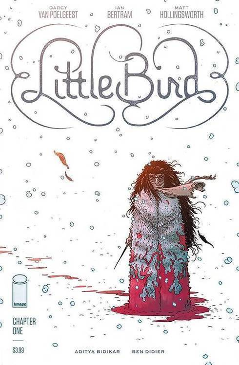 Image comics little bird 1 of 5 mr 20181231