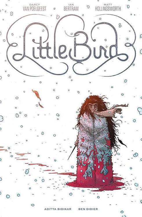 Image comics little bird fight for elders hope hardcover 20190730
