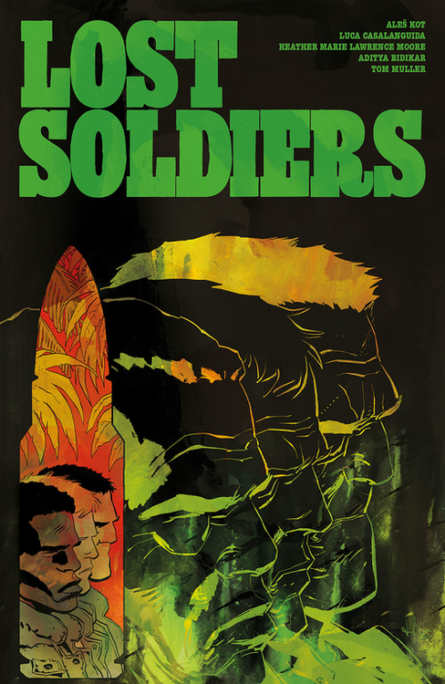 Image comics lost soldiers tpb 20201028