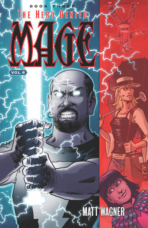 Mage TPB Vol 06 Hero Denied Book Two