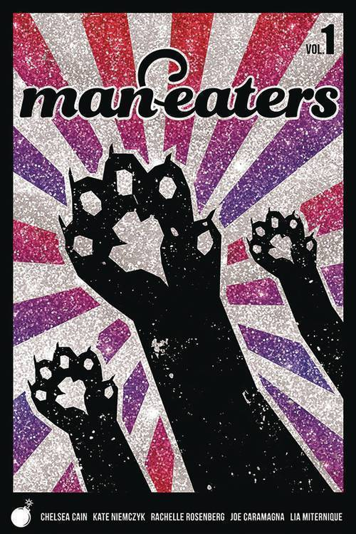 Image comics man eaters tpb vol 01 20181130