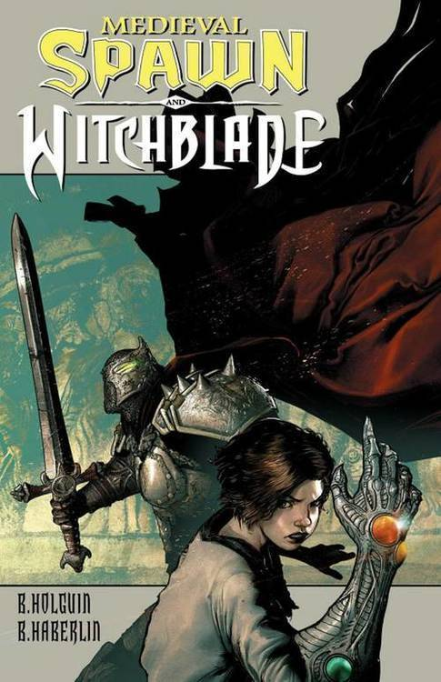 Image comics medieval spawn witchblade tpb vol 01 20180701