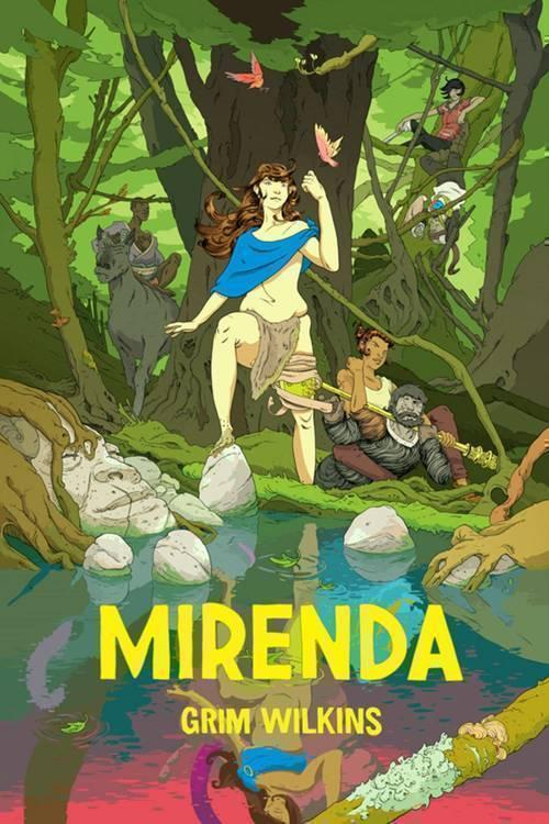 Image comics mirenda tpb volume 01 20180801