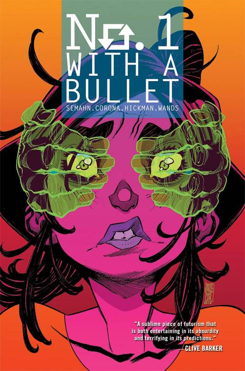 Image comics no 1 with a bullet tpb 20180302