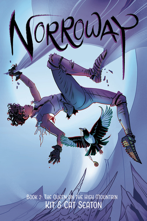 Norroway TPB Book 02 Queen On High Mountain