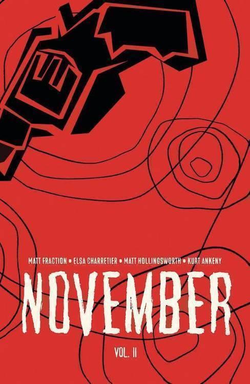 November Hardcover Volume 2