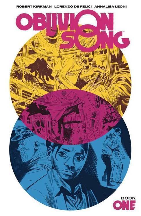 Image comics oblivion song by kirkman de felici hardcover book 01 20200225