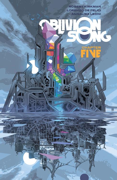 Oblivion Song By Kirkman & De Felici TPB Vol 05