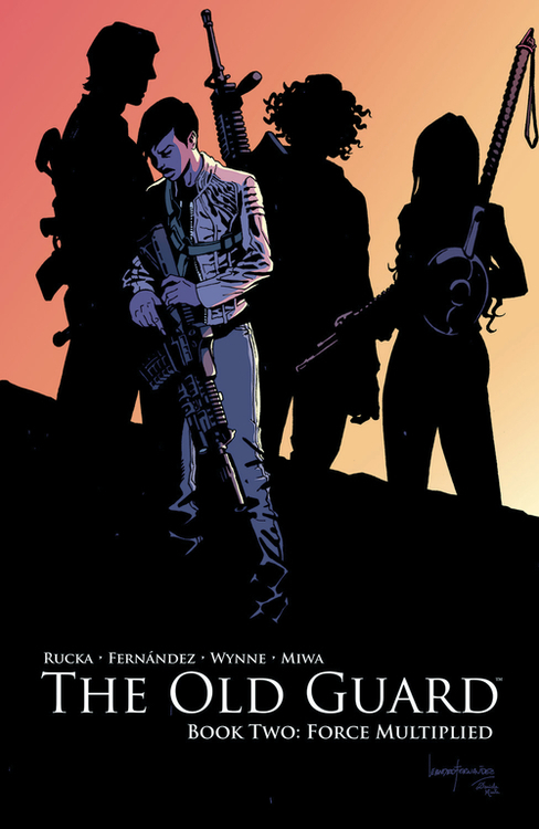 Old Guard TPB Book 02 Force Multiplied (Mature)