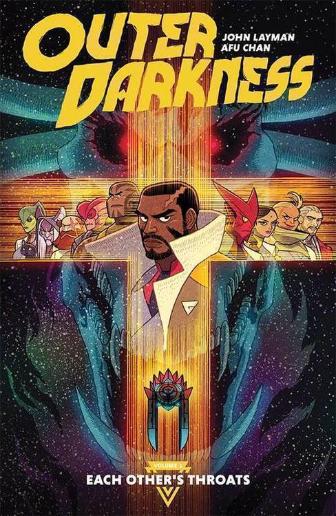 Outer Darkness TPB Volume 01 (Mature)