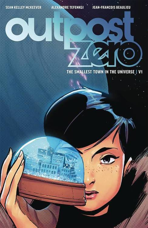 Image comics outpost zero tpb vol 01 20180830