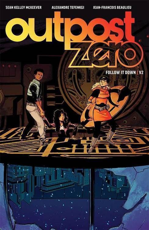 Outpost Zero TPB Volume 02