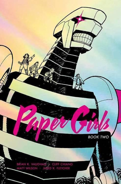 Image comics paper girls dlx ed hardcover volume 02 20181025