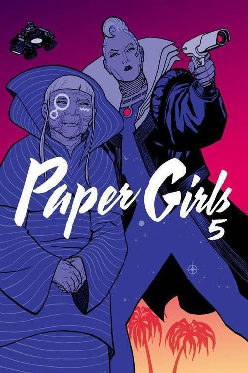 Image comics paper girls tpb volume 05 20180928
