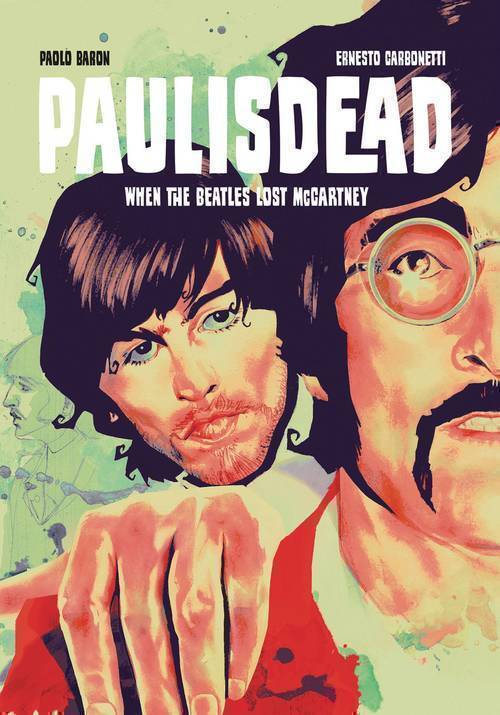 Paul Is Dead Original Graphic Novel