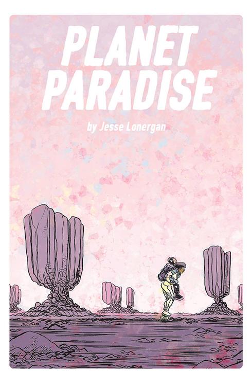 Image comics planet paradise graphic novel 20200730