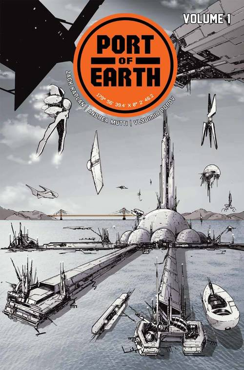 Image comics port of earth tpb vol 01 20171231