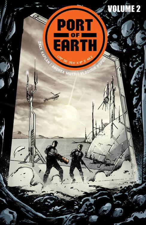 Image comics port of earth tpb vol 02 20180701