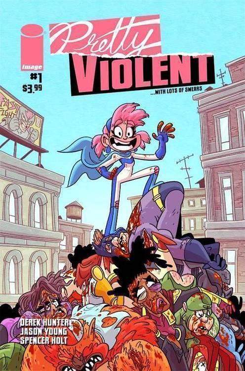 Image comics pretty violent mature 20190529