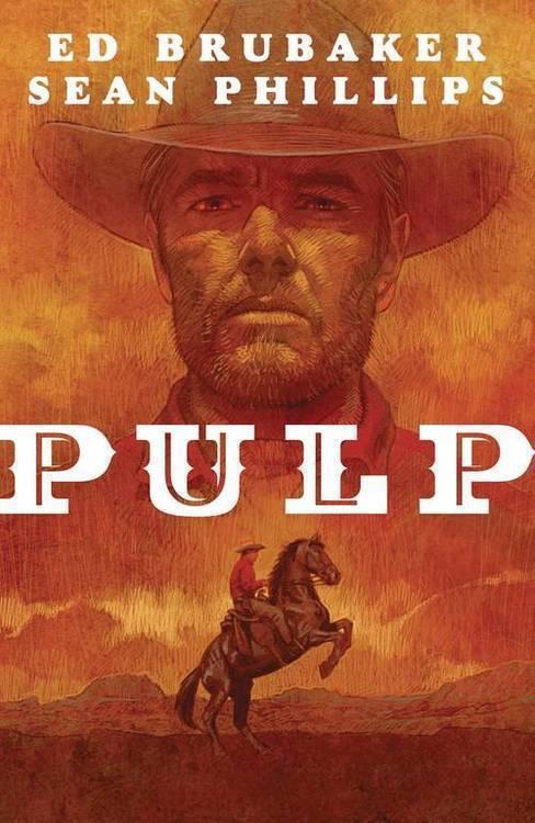 Pulp Hardcover (Mature)