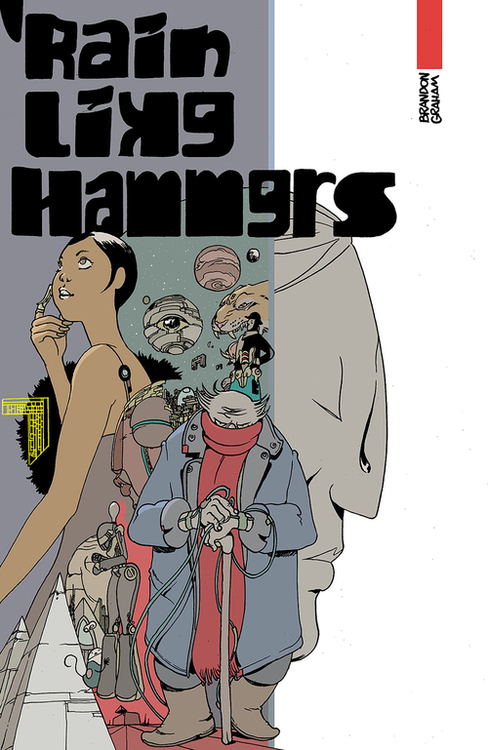 Image comics rain like hammers tpb sky cradle mature 20210502