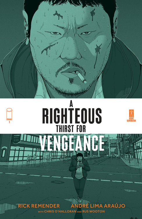 Righteous Thirst For Vengeance (Mature)