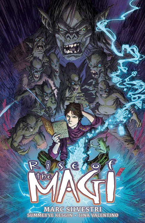Rise Of The Magi Graphic Novel